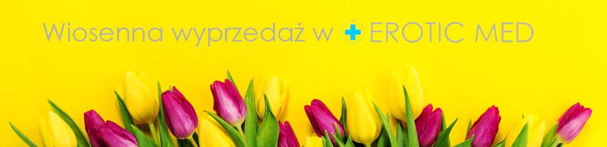 Wiosenna wyprzedaż w www.Erotic-Med.pl
