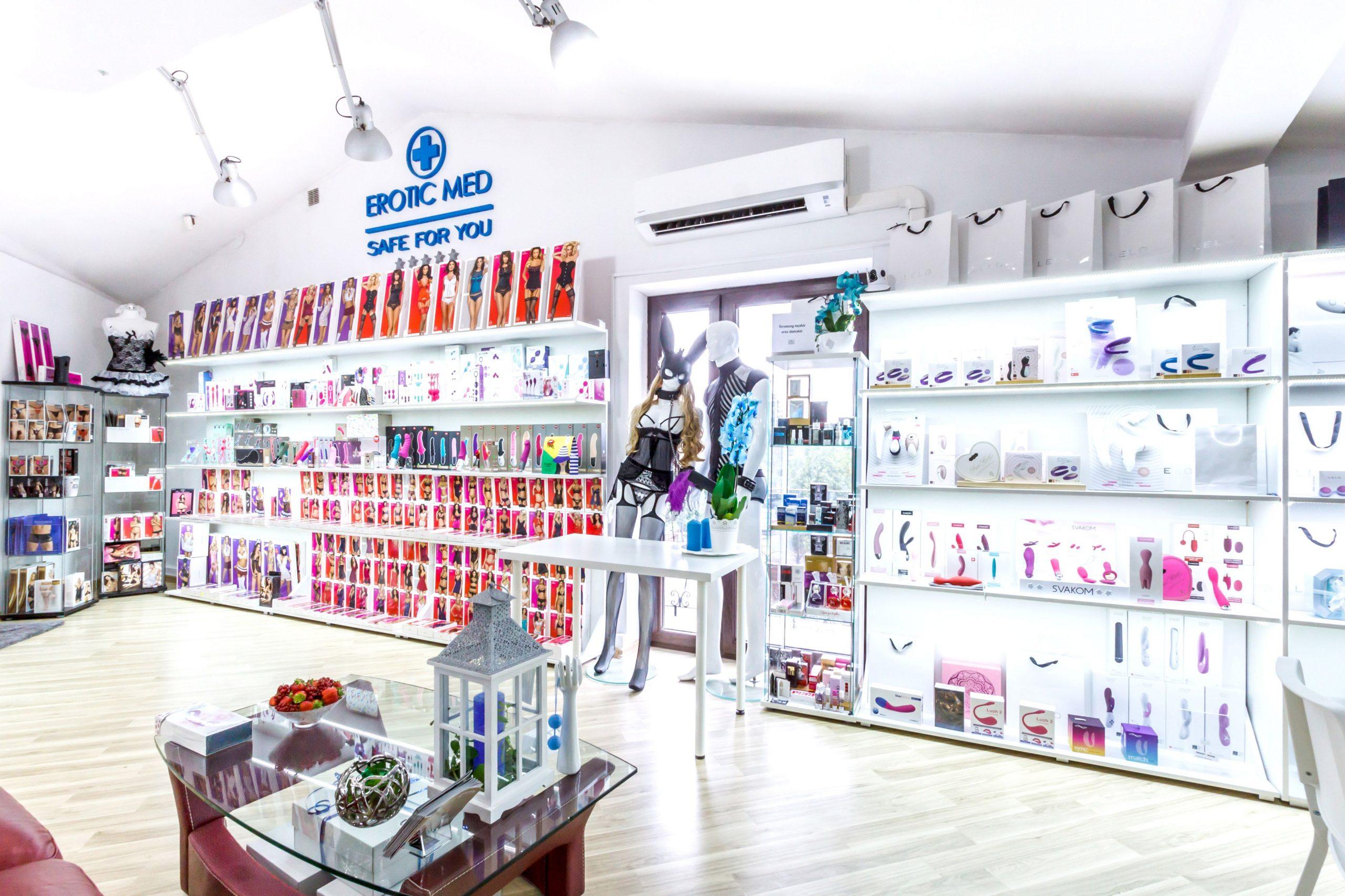 sex shop Krakow eroticmed